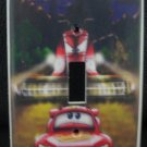 DISNEY CARS LIGHT SWITCH COVER MCQUEEN & FRANK combine