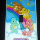 CARE BEARS LIGHT SWITCH COVER *VERY CUTE* Nursery Decor