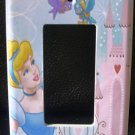 Disney Princess CINDERELLA Rocker LIGHT SWITCH COVER