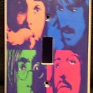 The BEATLES LIGHT SWITCH COVER Rock & Roll Unique Look!