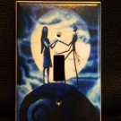 NIGHTMARE BEFORE CHRISTMAS LIGHT SWITCH COVER  LOOK!