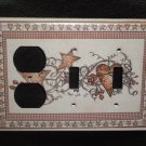 Linda Spivey HEARTS & STARS DOUBLE SWITCH & OUTLET