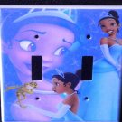 The PRINCESS and the FROG DOUBLE LIGHT SWITCH COVER