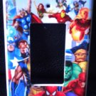 MARVEL SUPER HEROES GFI Outlet / Rocker light switch