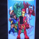 MARVEL SUPER HERO SQUAD LIGHT SWITCH COVER Look! Cool!