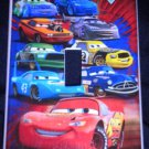 DISNEY CARS LIGHT SWITCH COVER Lightning MCQUEEN & other race cars single switch