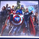 MARVEL AVENGERS DOUBLE LIGHT SWITCH COVER Avengers Movie Thor Capt America Hulk