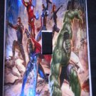 MARVEL AVENGERS LIGHT SWITCH COVER Avengers Movie Action Scene Single Switch