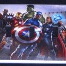 MARVEL AVENGERS TRIPPLE LIGHT SWITCH COVER Avengers Movie Thor Capt America Hulk