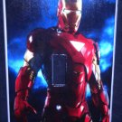MARVEL IRON MAN LIGHT SWITCH COVER Single switch plate Room decor
