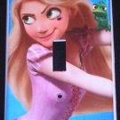 TANGLED Rapunzel  LIGHT SWITCH COVER Blue Single Switch Plate Rapunzel & Pascal