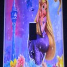 TANGLED Rapunzel  LIGHT SWITCH COVER Beautiful Purple Single Switch Plate