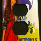 VICTORIOUS OUTLET COVER Kid's Room Decor Nickelodeon Victoria Justice