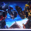 Transformers OPTIMUS PRIME & BUMBLEBEE Triple LIGHT SWITCH COVER Switch plate