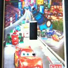 DISNEY CARS 2 LIGHT SWITCH COVER Lightning MCQUEEN Francesco single switch