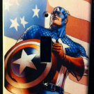 MARVEL CAPTAIN AMERICA LIGHT SWITCH COVER Single Switch Cool! American Flag