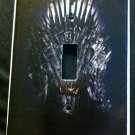 GAME of THRONES LIGHT SWITCH COVER Single Switch Plate faceplate GOT Throne 1
