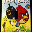 ANGRY BIRDS LIGHT SWITCH COVER Single Switch Plate Cool Room Decor