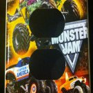 MONSTER JAM MONSTER TRUCKS OUTLET COVER LOOK Outlet Plate Cover design 2