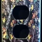 MOSSY OAK BREAKUP CAMOFLAUGE OUTLET Plate Cover Camo Decor