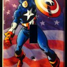 MARVEL CAPTAIN AMERICA LIGHT SWITCH COVER Design B Single Switch American Flag