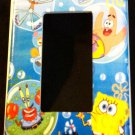 SPONGEBOB Blowing Bubbles Rocker LIGHT SWITCH / GFI OUTLET SPONGEBOB & Friends