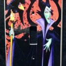 Disney Villain MALEFICANT LIGHT SWITCH COVER Single switch plate
