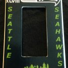 SEATTLE SEAHAWKS Super Bowl XLVIII CHAMPS LIGHT SWITCH COVER Rocker Decora GFI