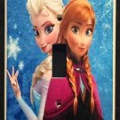 Disney FROZEN LIGHT SWITCH COVER Anna & Elsa Single light switch plate