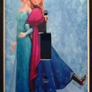 Disney FROZEN LIGHT SWITCH COVER Anna & Elsa Single light switch plate design 2