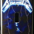 METALLICA LIGHT SWITCH COVER  COOL! Metallica Ride the Lightning switch cover