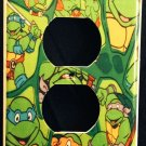 NINJA TURTLES OUTLET COVER Cool! Outlet plate cover Teenage Mutant Ninja Turtles