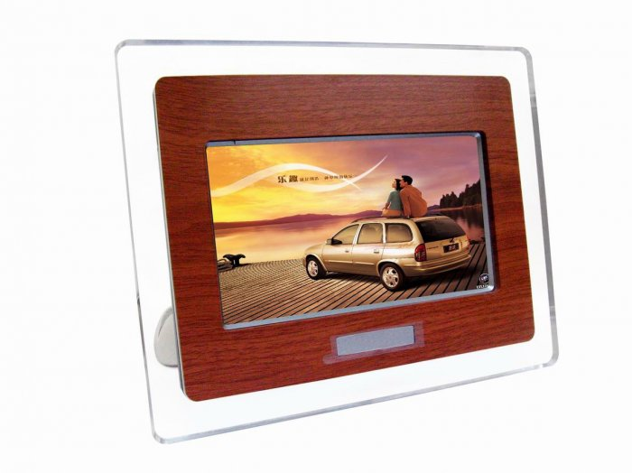 7''Digital Photo Frame(DPF-700B)