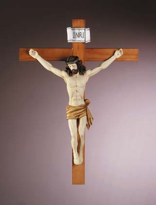 Jesus on Cross (Item # 32220)