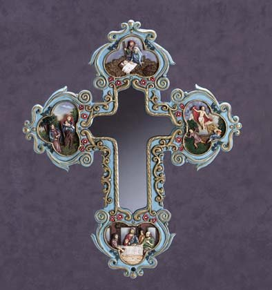 Life of Jesus Cross Light (Item # 34091)