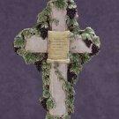 Grapevine Cross with John 15-5 (Item # 34176)