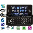 Dual sim card, WIFI & TV, Bluetooth touch Mobile Phone, GSM850/ 900 / 1800/ 1900MHZ