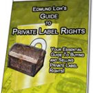 Edmund Low's Guide To Private Label Rights