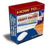 Create Profit-Pulling Toolbars