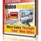 Instant Video Creator