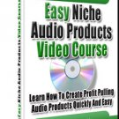 Easy Niche Audio Products