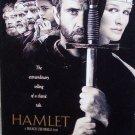 Hamlet (VHS, PG,!991) Mel Gibson - William Shakespear's Classic Drama