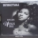 "Natalie Cole ""Unforgettable: With Love"" (CD, 1991, Elektra Entertainment) Pop"
