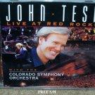 "John Tesh ""Live At Red Rocks"" (CD, 1995, GTS Records) Rock"