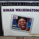 Dinah Washington, American Legends (CD, 1996, Laserlight) Pop