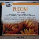 Puccini: Opera Arias (CD, 1993, EMI Classics Encore) Classical