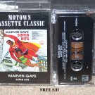 Marvin Gaye Super Hits (Cassette, 1992, Motown) R&B & Soul