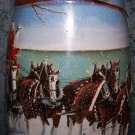 Budweiser 1995 Lighting the Way Home, Beer Mug By Ceramarte of Brazil