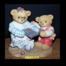 CHERISHED TEDDIES 1998: Pamela & Grayson  Dash of Love to Warm Your Heart 352616