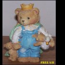 "CHERISHED TEDDIES 1992: Wilbur ""My Gift Sharing"" 950718"